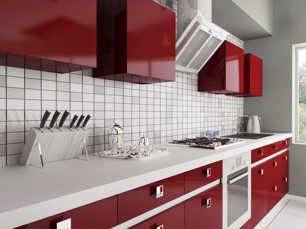 para ahorrar espacio en la cocina