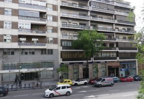 alquiler de nave / local en almagro, chamberí, Madrid