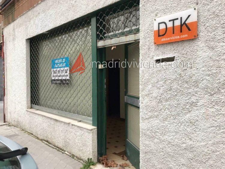 nave / local en venta en Canillas (Distrito Hortaleza. Madrid Capital) por 215.000 €