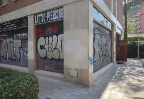 nave / local en aluche, latina, Madrid
